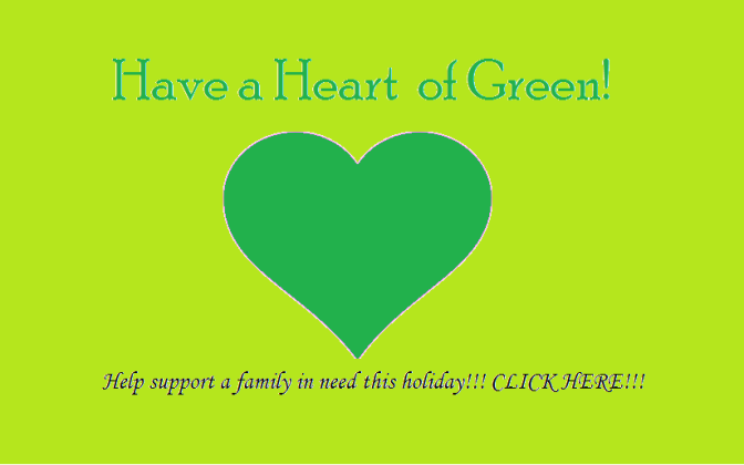 Have A Heart of Green !