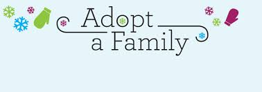 2015 Adopting 4 Families in Need!